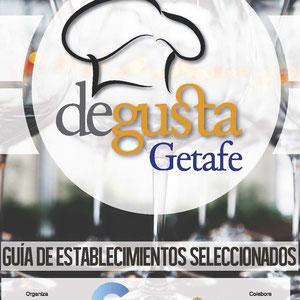 Publicidad Corporativa para Getafe deGusta