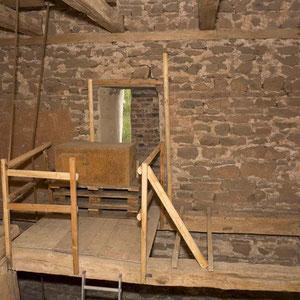 Brutkasten in der Kirche in Bauerbach. Foto: Sascha Rösner