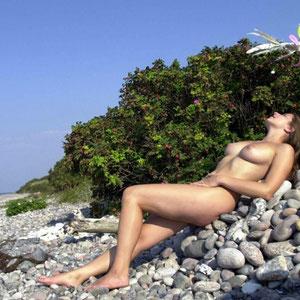 Sommer Akt Foto: Roland Preller
