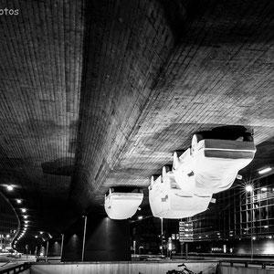 """Installation """"Hangover"""" von Andreas von Weizäcker"""