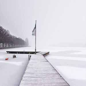 Winter am Maschsee