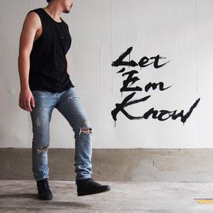 """YAKKLE """"Let 'Em Know"""" 2015"""