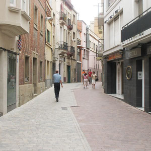 CARRER TRAVESSERES GRANOLLERS