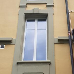 Fassadenrenovation, Bern, André Iseli Steinmetz