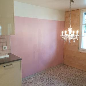 Neuanstrich Küche Malerbetrieb Umgebung