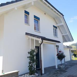 Fassadensanierung Malergeschäft Thun und Umgebung