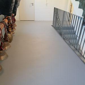 Neuanstrich Innenbereich durch Malerfachbetrieb