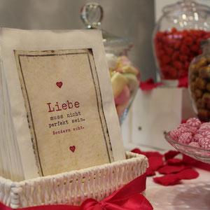 Candy Bar mieten Hochzeit