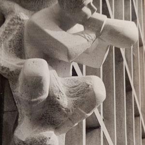Der Feuerbläser von Franco Annoni 1955