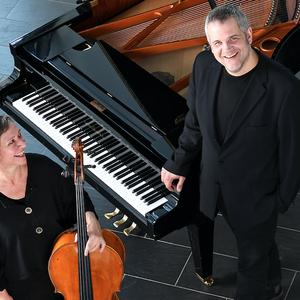 Felicitas Stephan und Tobias Bredohl