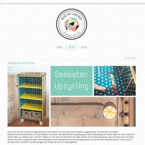 Пример блога на Jimdo
