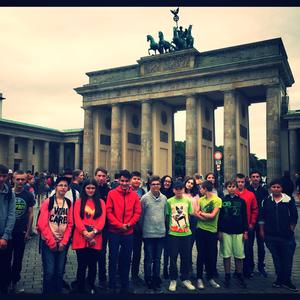 2018 Klassenfahrt der 8a, 8b und 8c nach Berlin
