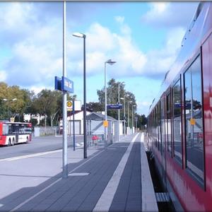 Brilon, Verkehrsstation