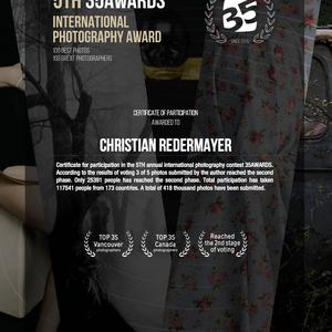 June 2020: 5th international annual photo award
