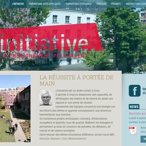 Lycée l'Initiative, Paris 19e