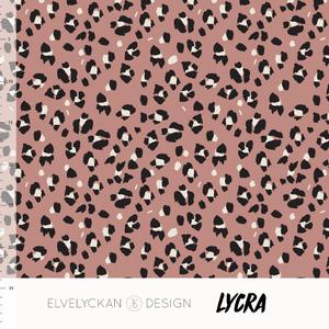 Lynx Dots - blush pink