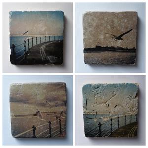 Seagulls of New Brighton