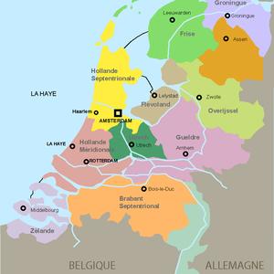 Les provinces administratives