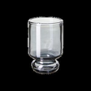 Affari of Sweden Glass smoke blue