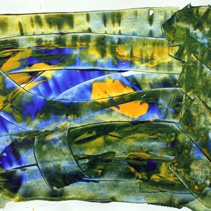 der Anfang, 30x42, 2005