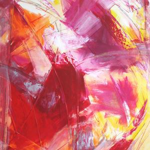 Feuer der Leidenschaft, 80x100, 2007