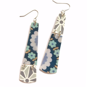Japanese fabric jewelry