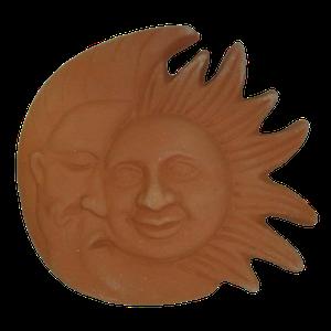 Lune et Soleil diamètre 27