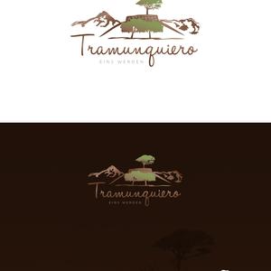 Logodesign für Mehrtageswanderungen in Tramuntana (Gebirge auf Mallorca) - entlang der Trockenmauerrute.