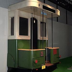 イベント 電車オブジェ