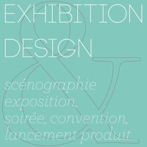scénographie exposition & installation - technologique / digital / poétique / pédagogique / anniversaire / marque