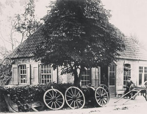 Smidshuis in 1838