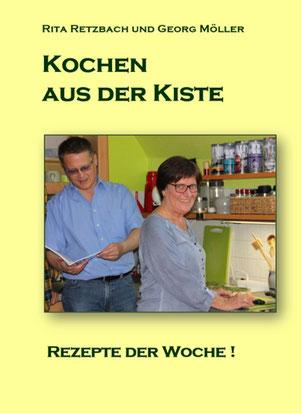 Cover vorn: Kochen aus der Kiste - Fit durch den Winter!