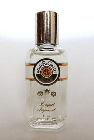 ROGER & GALLET - EAU DE COLOGNE  BOUQUET IMPERIAL : 15 ML