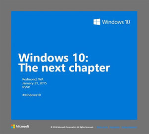 Windows 10 - The next chapter