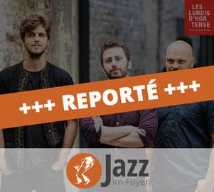 """Martin Salemi Trio se produira le 7 novembre à 21h lors de la série """"Jazz im Foyer"""" au Jünglingshaus Eupen."""