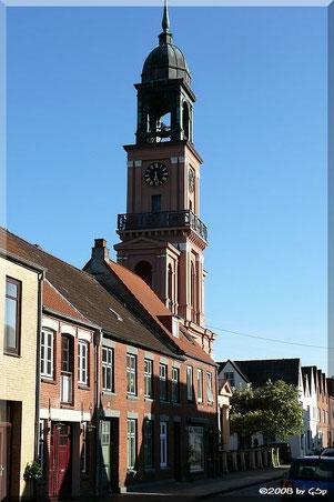 Die Remonstrantenkirche in der Prinzeßstraße