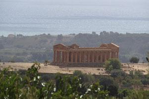 Sizilien mit Wohnmobil und Hund - Agrigento - Tal der Tempel - Traveldog - fair4world