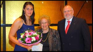 2011 Ileana Mateescu with Ks. Hilde Zadek and Karlheinz Kirch. © Photo Fayer, 800x450pixel
