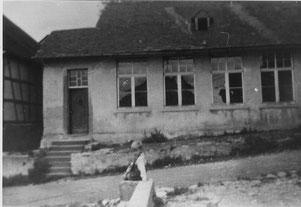 """Altes Schulgebäude """"Oberdorf"""""""