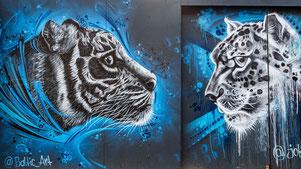 Graffiti in Kiel-Gaarden
