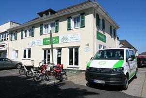 e-Bikes und Pedelecs e-motion Bonn