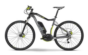 Cross e-Bike von Haibike