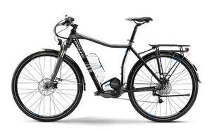 Trekking e-Bike von Haibike