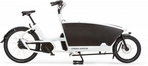 e-Bike Leasing Load Hybrid Lastenrad