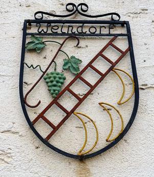 Saulheim Wappen Rheinhessen