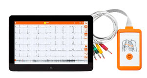 Cardioline TouchECG