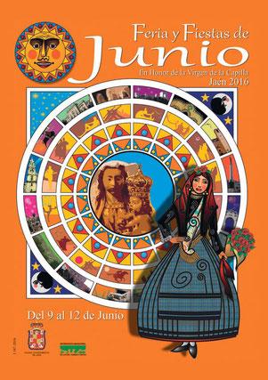 Feria y Fiestas de Junio Virgen de la Capilla en Jaén