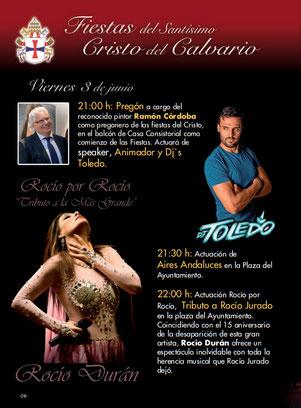 Fiestas del Cristo en Pinto