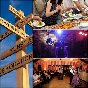 Veranstaltungsservice Elstertal Saloon