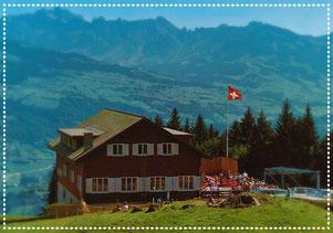 Berghaus Girlen Sommer Alpsteinmassiv